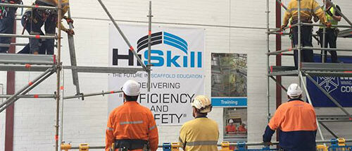 HiSkill-Scaff-refresher-course-500x214 CPCCLSF3001A - Licence to erect, alter and dismantle scaffolding intermediate level